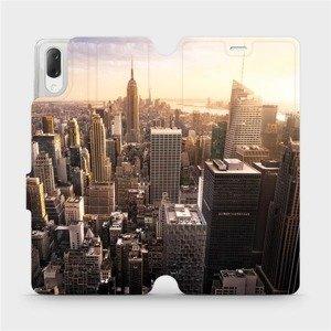 Flipové pouzdro Mobiwear na mobil Sony Xperia L3 - M138P New York