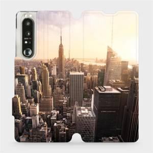 Flip pouzdro Mobiwear na mobil Sony Xperia 1 III - M138P New York