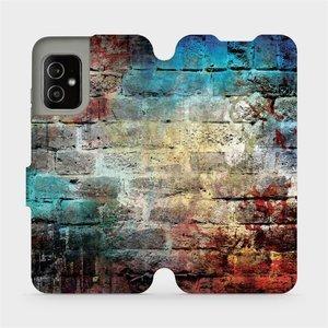 Flip pouzdro Mobiwear na mobil Asus Zenfone 8 - V061P Zeď