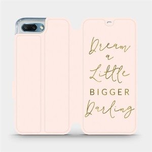 Flipové pouzdro Mobiwear na mobil Honor 10 - M014S Dream a little
