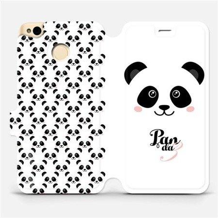 Flipové pouzdro Mobiwear na mobil Xiaomi Redmi 4X - M030P Panda Amálka