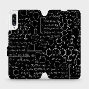 Flipové pouzdro Mobiwear na mobil Samsung Galaxy A30s - V060P Vzorečky