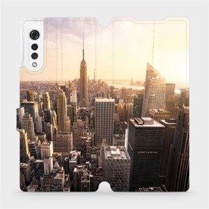 Flipové pouzdro Mobiwear na mobil LG Velvet - M138P New York