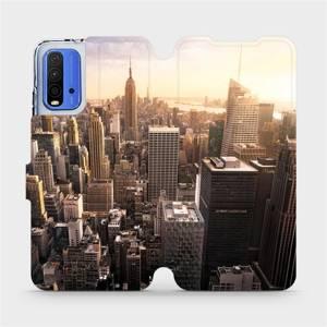 Flipové pouzdro Mobiwear na mobil Xiaomi Redmi 9T - M138P New York