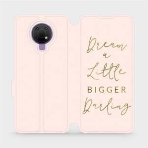 Flip pouzdro Mobiwear na mobil Nokia G10 - M014S Dream a little