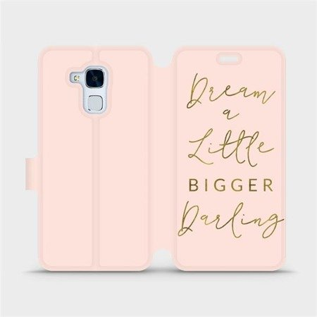 Flipové pouzdro Mobiwear na mobil Honor 7 Lite - M014S Dream a little