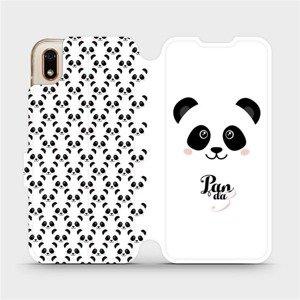 Flipové pouzdro Mobiwear na mobil Huawei Y5 2019 - M030P Panda Amálka