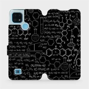 Flip pouzdro Mobiwear na mobil Realme C21 - V060P Vzorečky