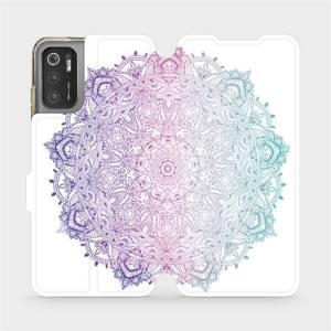 Flip pouzdro Mobiwear na mobil Xiaomi Poco M3 Pro 5G - M008S Mandala