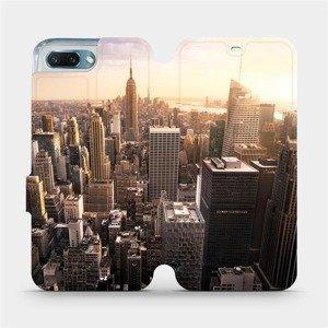 Flipové pouzdro Mobiwear na mobil Honor 10 - M138P New York
