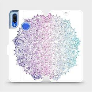 Flipové pouzdro Mobiwear na mobil Huawei Nova 3 - M008S Mandala