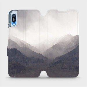 Flipové pouzdro Mobiwear na mobil Huawei Y6 2019 - M151P Hory