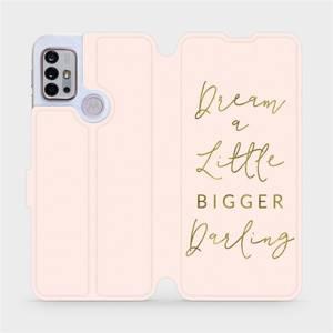 Flipové pouzdro Mobiwear na mobil Motorola Moto G10 - M014S Dream a little