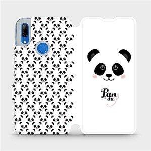 Flipové pouzdro Mobiwear na mobil Huawei P Smart Z - M030P Panda Amálka