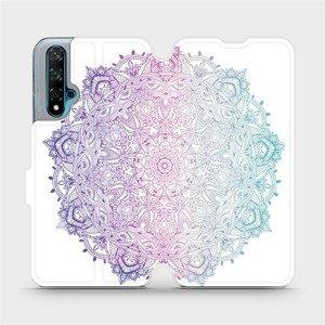 Flipové pouzdro Mobiwear na mobil Huawei Nova 5T - M008S Mandala