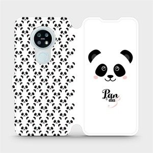Flipové pouzdro Mobiwear na mobil Nokia 6.2 - M030P Panda Amálka