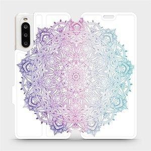 Flipové pouzdro Mobiwear na mobil Sony Xperia 10 II - M008S Mandala