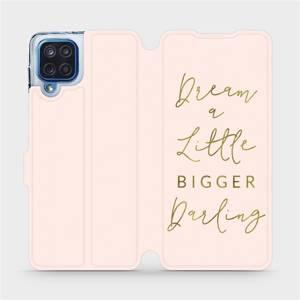 Flipové pouzdro Mobiwear na mobil Samsung Galaxy M12 - M014S Dream a little