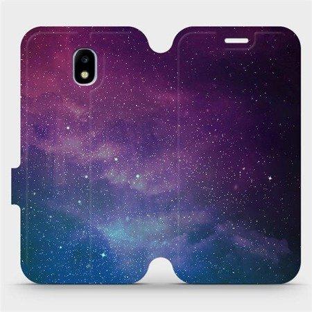 Flipové pouzdro Mobiwear na mobil Samsung Galaxy J5 2017 - V147P Mlhovina