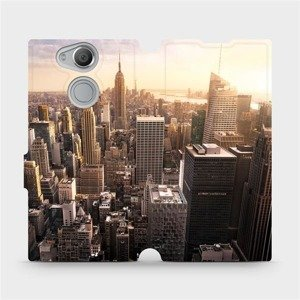 Flipové pouzdro Mobiwear na mobil Sony Xperia XA2 - M138P New York