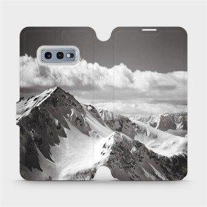 Flipové pouzdro Mobiwear na mobil Samsung Galaxy S10e - M152P Velehory