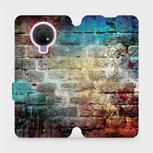 Flip pouzdro Mobiwear na mobil Nokia G10 - V061P Zeď