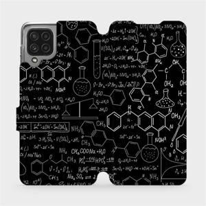 Flip pouzdro Mobiwear na mobil Samsung Galaxy M22 - V060P Vzorečky