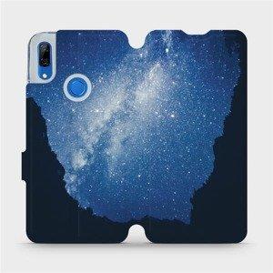 Flipové pouzdro Mobiwear na mobil Huawei P Smart Z - M146P Galaxie