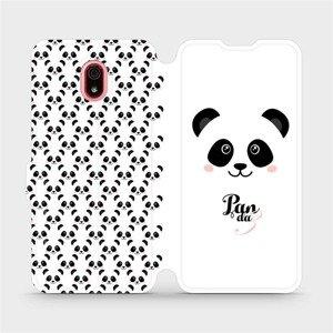 Flipové pouzdro Mobiwear na mobil Xiaomi Redmi 8a - M030P Panda Amálka