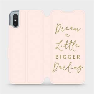 Flipové pouzdro Mobiwear na mobil Xiaomi Redmi 9A - M014S Dream a little