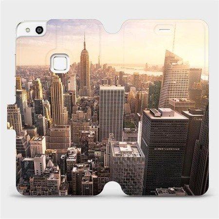 Flipové pouzdro Mobiwear na mobil Huawei P10 Lite - M138P New York