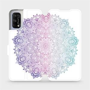 Flipové pouzdro Mobiwear na mobil Realme 7 5G - M008S Mandala