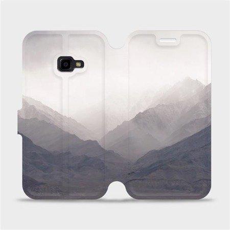 Flipové pouzdro Mobiwear na mobil Samsung Xcover 4 - M151P Hory