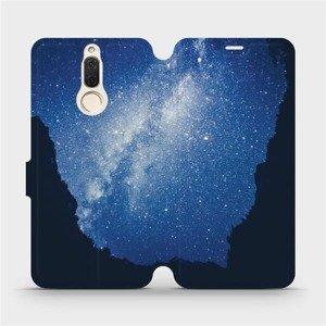 Flipové pouzdro Mobiwear na mobil Huawei Mate 10 Lite - M146P Galaxie