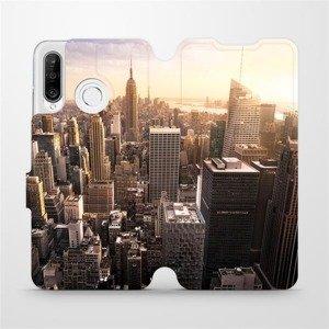 Flipové pouzdro Mobiwear na mobil Huawei P30 Lite - M138P New York