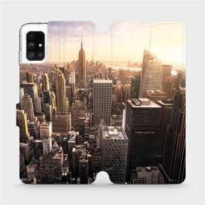 Flipové pouzdro Mobiwear na mobil Samsung Galaxy M51 - M138P New York