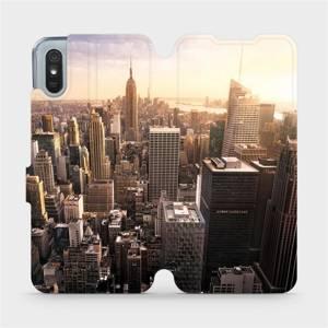 Flipové pouzdro Mobiwear na mobil Xiaomi Redmi 9A - M138P New York
