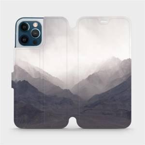 Flipové pouzdro Mobiwear na mobil Apple iPhone 12 Pro Max - M151P Hory