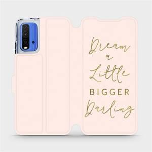 Flipové pouzdro Mobiwear na mobil Xiaomi Redmi 9T - M014S Dream a little