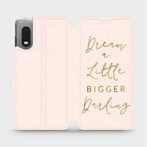 Flipové pouzdro Mobiwear na mobil Samsung Xcover PRO - M014S Dream a little