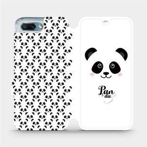 Flipové pouzdro Mobiwear na mobil Honor 10 - M030P Panda Amálka