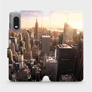 Flipové pouzdro Mobiwear na mobil Samsung Xcover PRO - M138P New York