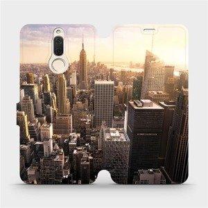 Flipové pouzdro Mobiwear na mobil Huawei Mate 10 Lite - M138P New York