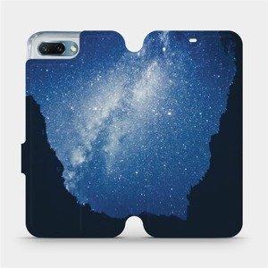 Flipové pouzdro Mobiwear na mobil Honor 10 - M146P Galaxie