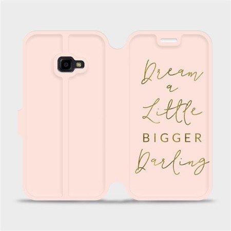 Flipové pouzdro Mobiwear na mobil Samsung Xcover 4 - M014S Dream a little