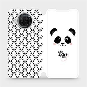 Flipové pouzdro Mobiwear na mobil Xiaomi MI 10T Lite - M030P Panda Amálka