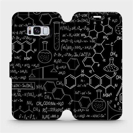 Flipové pouzdro Mobiwear na mobil Samsung Galaxy S8 - V060P Vzorečky