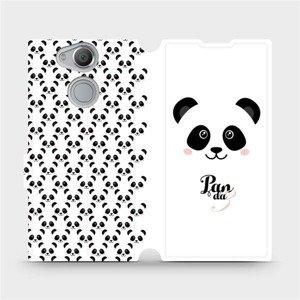 Flipové pouzdro Mobiwear na mobil Sony Xperia XA2 - M030P Panda Amálka