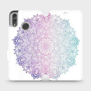Flipové pouzdro Mobiwear na mobil Honor 8X - M008S Mandala - výprodej