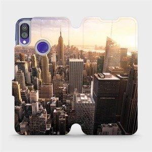 Flipové pouzdro Mobiwear na mobil Xiaomi Redmi Note 7 - M138P New York